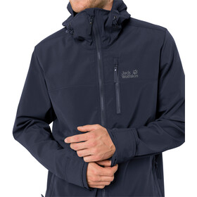 Jack Wolfskin Desert Wind Jacket Men night blue